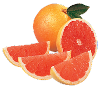 Herbal remedies for diarrhea include eating grapefruits.